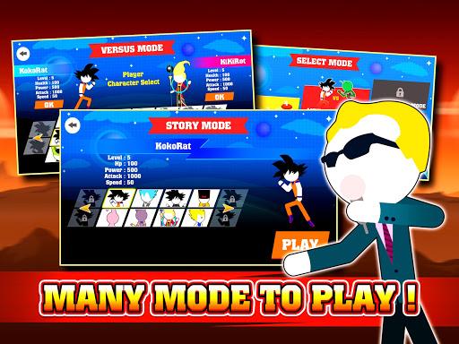 Stick Battle Fight screenshots 11