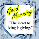 New GOOD MORNING Quotes Wishes Download on Windows