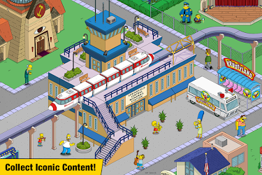 The Simpsons:  Tapped Out 4.28.5 Apk (Free Shopping) MOD 3