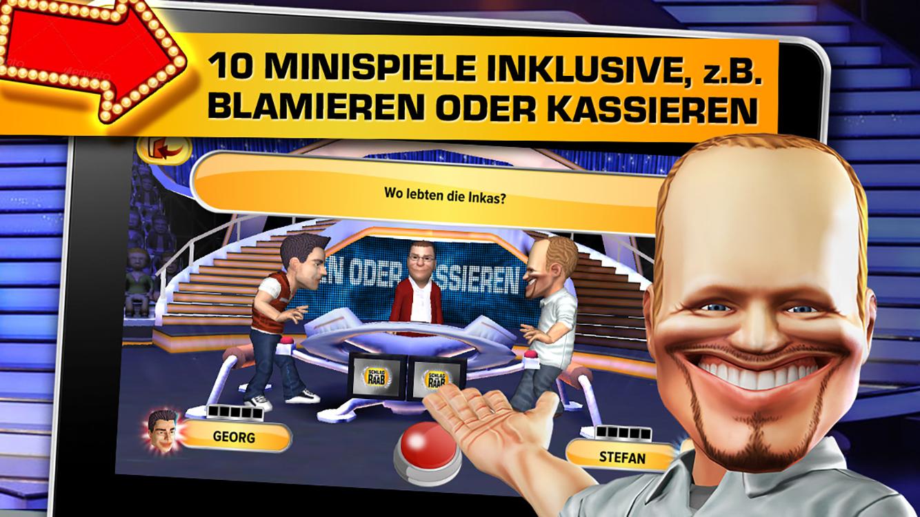 Schlag den Raab - Das Spiel- screenshot