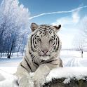 Arctic Tiger Simulator: Wild Family Survival icon