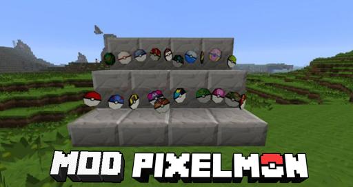 Pixelmon Mod for MCPE 이미지[2]