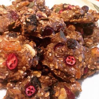 Healthy Dried Fruit Cookies Recipes.