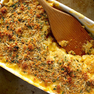 Baked Macaroni And Cheese With Bread Crumbs Recipes