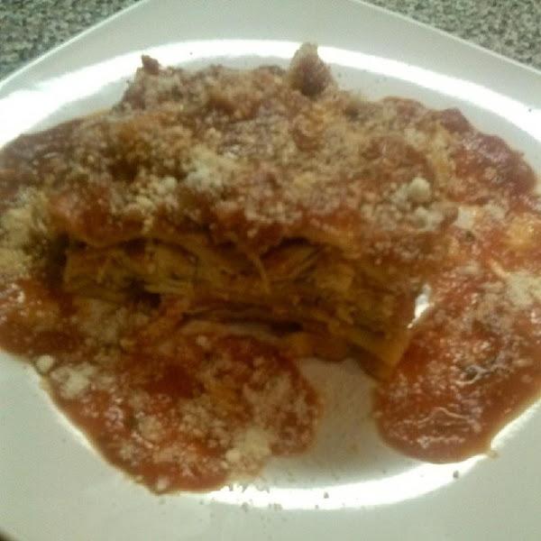 Chicken Lasagna Alec Recipe