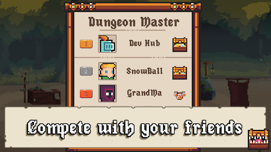 Dungeon Knight: Soul Knight or Monster Mod Apk (God Mode + No Ads) 8