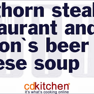 Longhorn Steak Restaurant And Saloon's Beer-Cheese Soup