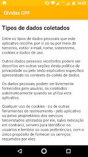 Consulta de CPF (Score) - náhled