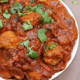 Turkey Ball Curry
