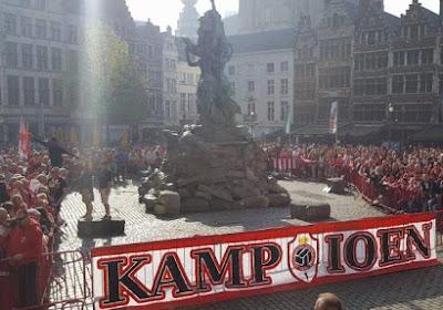 """L'Antwerp au sommet? """"Ils peuvent remporter des titres"""""""
