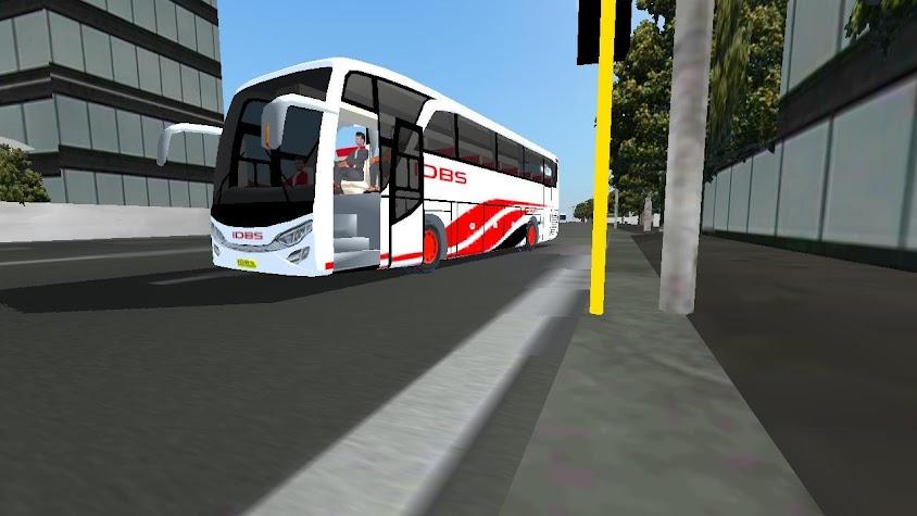 IDBS Bus Simulator Screenshot