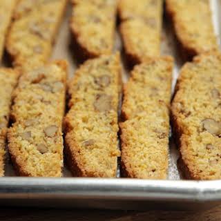 Cornmeal Biscotti.