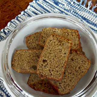 Banana Bread with Lime.