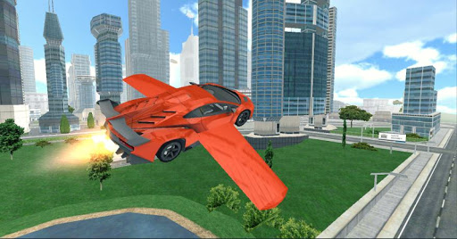 Flying Car 3D 2.6 screenshots 18