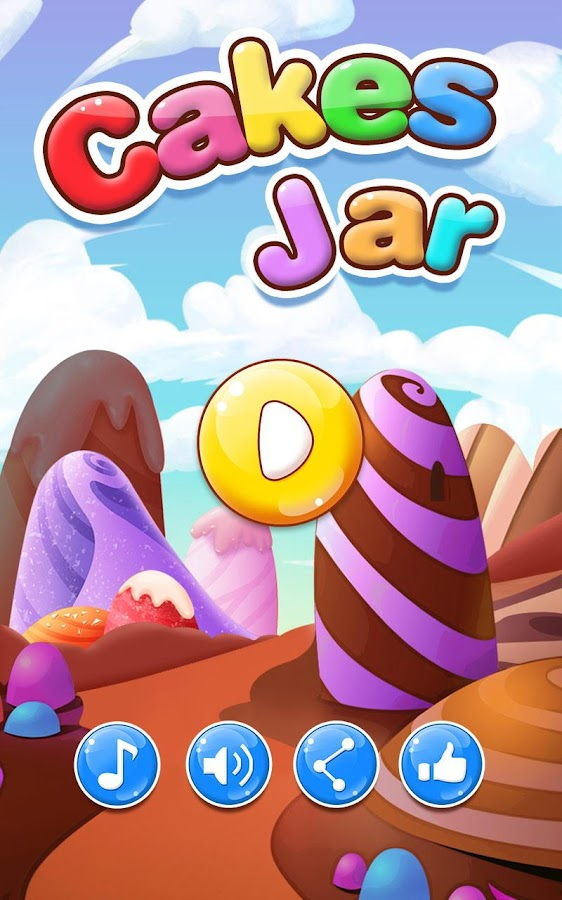 Cakes Jar- screenshot