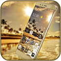 Gold Coast luxury deluxe Theme icon