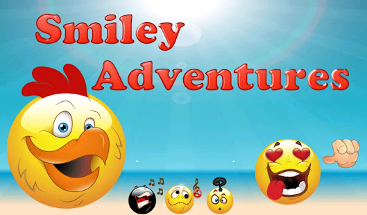 Smiley Adventures - náhled
