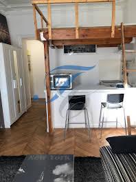 Studio meublé 20,2 m2