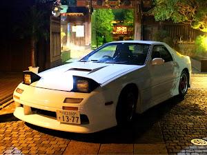 RX-7 FC3S 平成3年式・GT-Xのカスタム事例画像 高橋りょーすけさんの2018年11月17日21:02の投稿