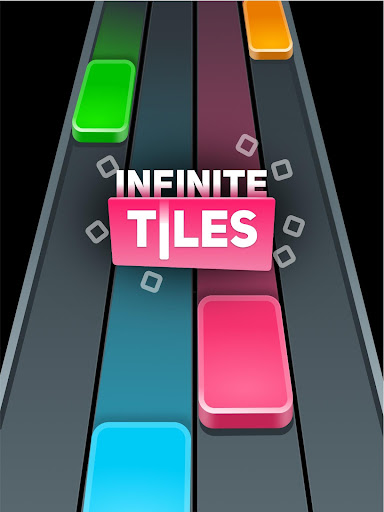 INFINITE TILES - Be Fast! screenshots 5