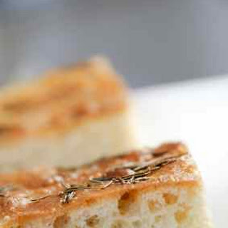 La Focaccia Italian Grill Focaccia Bread