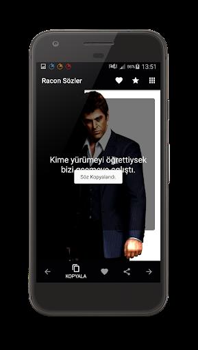 Racon Sözler 1.0 screenshots 9