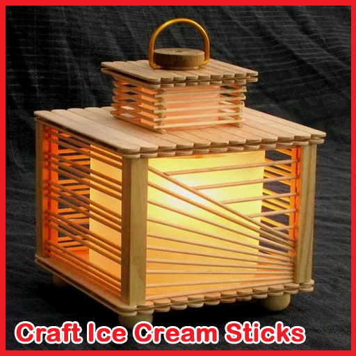Craft Ice Cream Sticks 1.1 screenshots 1