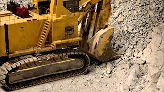 800 Ton Digger