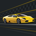 Racing Car 2D icon