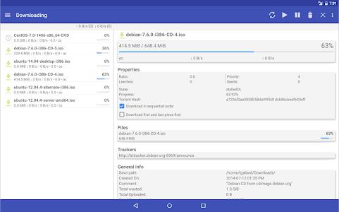 qBittorrent Controller Pro v4.3.8