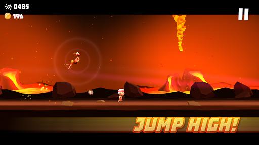 Kangoorun: Fly to the Moon android2mod screenshots 2