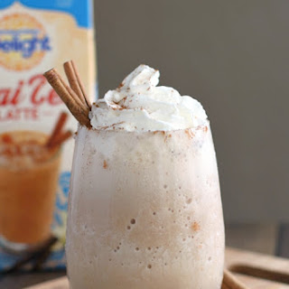 Frozen Vanilla Chai Latte Recipe
