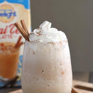 Frozen Vanilla Chai Latte.