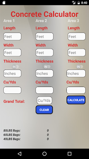 Asphalt Calculator Advanced  screenshots 3