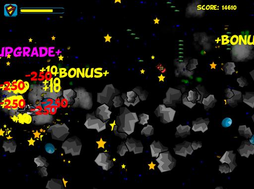 Galactic Blasteroids