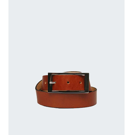 Saddler Isberg belt brown