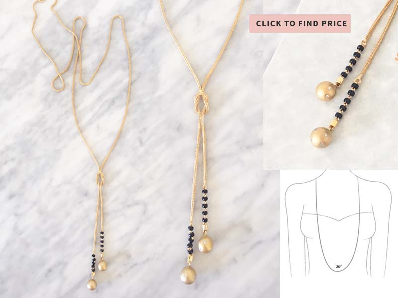 15 Simple Mangalsutra Designs | Latest Diamond Mangalsutra Collection