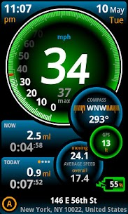Ulysse Speedometer Pro Apk (Purchased) 3