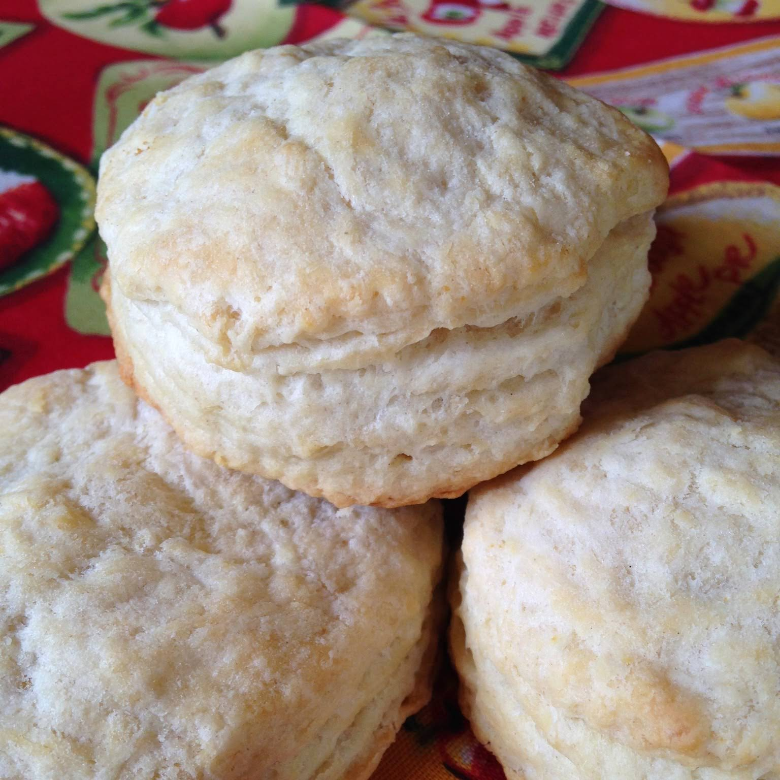 Sourdough Gold Nugget Biscuits