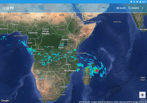 Rainy Days Rain Radar  screenshots 5