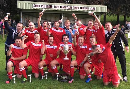 Llanfair complete Cup hat-trick
