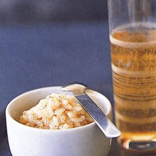 Champagne Risotto