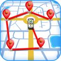 Mobile GPS Location Tracker icon