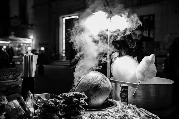 Zucchero filato di Tindara
