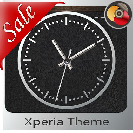 leather | Xperia™ Theme