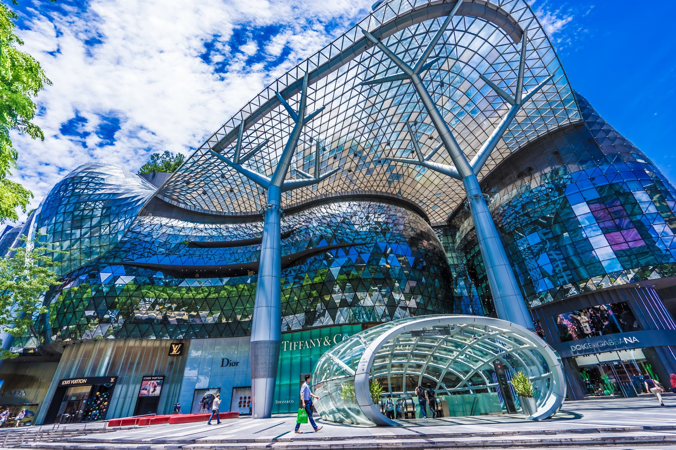 Singapore ION Orchard2