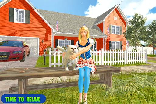 family pet cat simulator: simulation games screenshots 8