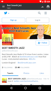 Best Smooth Jazz- screenshot thumbnail