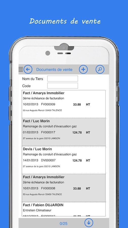 EBP Point de Vente via NuxiDev- screenshot