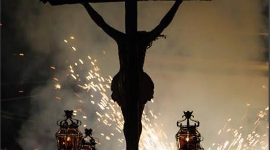 El Cristo de Dalías se queda sin 'traca' ni bares por la pandemia